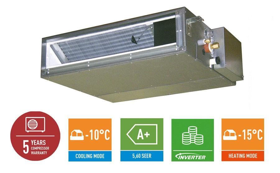 Comprar Aire acondicionado Conductos Panasonic KIT-Z60-UD3EA