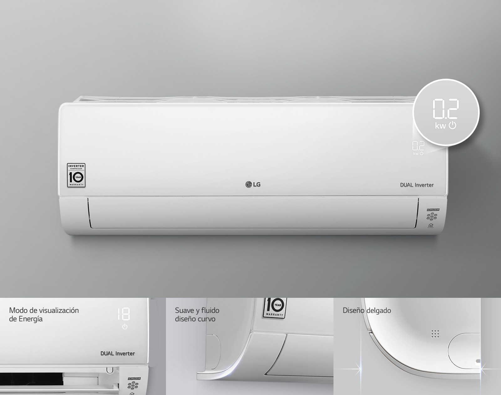 LG Confort Connect PC12SQ