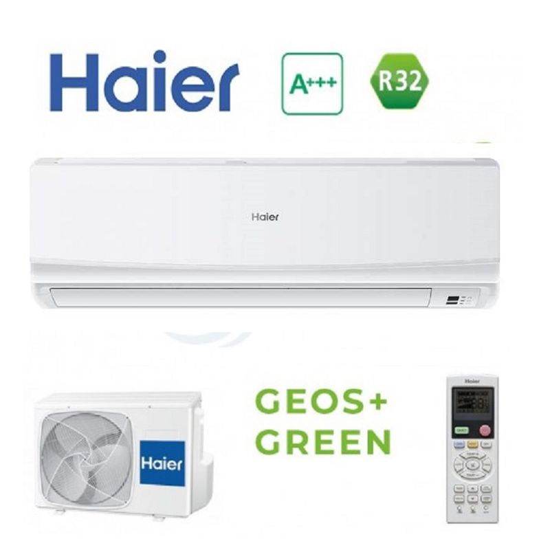 Oferta Aire acondicionado Haier GEOS+ GREEN 35
