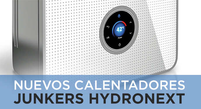 Ofertas Calentadores Junkers Hydronext 5700 S WTD 17-4 AME
