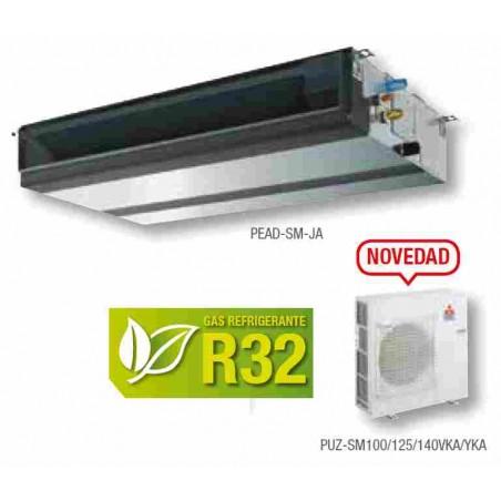 Ofertas Aire acondicionado por Conductos Mitsubishi MGPEZ-125VJA con diferentes opciones de pago