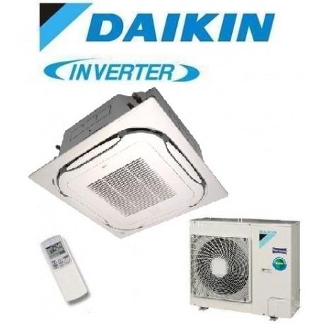 Precio Aire acondicionado Daikin cassette ACQS100F con instalación incluida