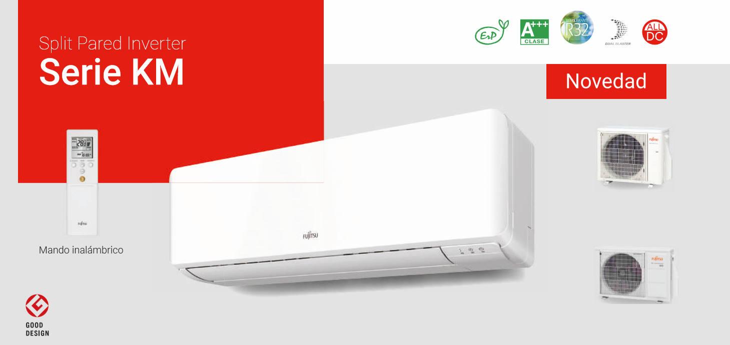 Precio Aire acondicionado Fujitsu ASY 35 UI-KM