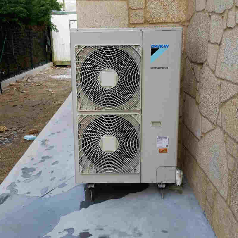 precios bomba de calor Daikin Altherma Bibloc sobrepotenciada BMWF08CBV