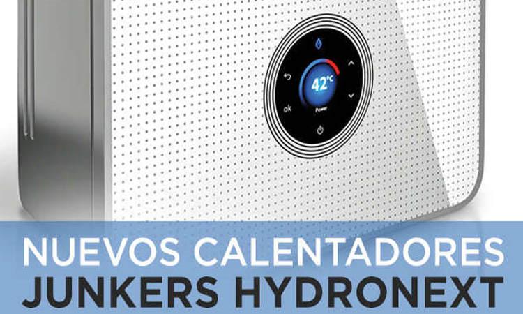 Calentador Junkers Hydronext 5700 S WTD 12-4 AME precio