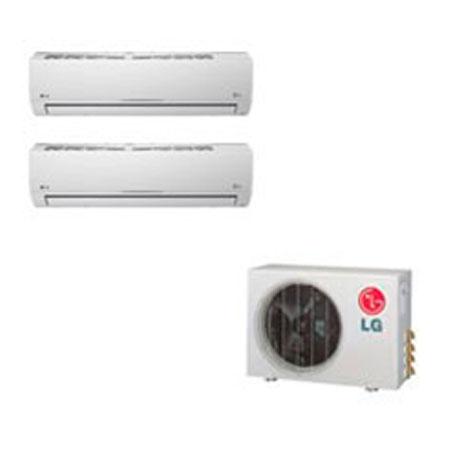Aire acondicionado LG 2x1 MU3M19 (pm12sp + pm12sp)