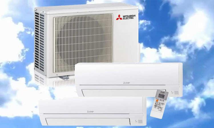 aire acondicionado mitsubishi electric modelos