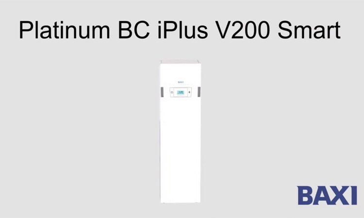 Bomba de calor Baxi Platinum BC iPlus V200 smart 6 MR oferta