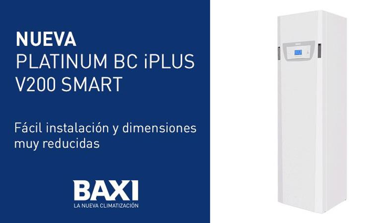 Bomba de calor Baxi Platinum BC iPlus V200 smart 6 MR precio