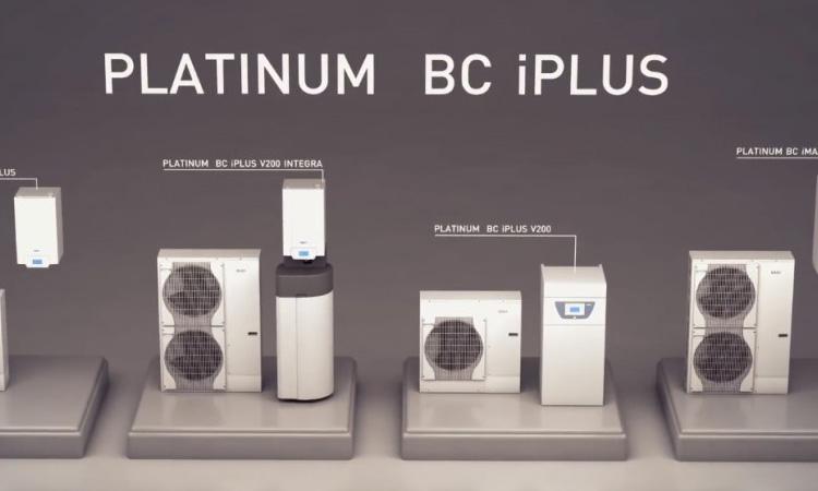 Bomba de calor Baxi Platinum BC iPlus V200 integra 16 MR precio