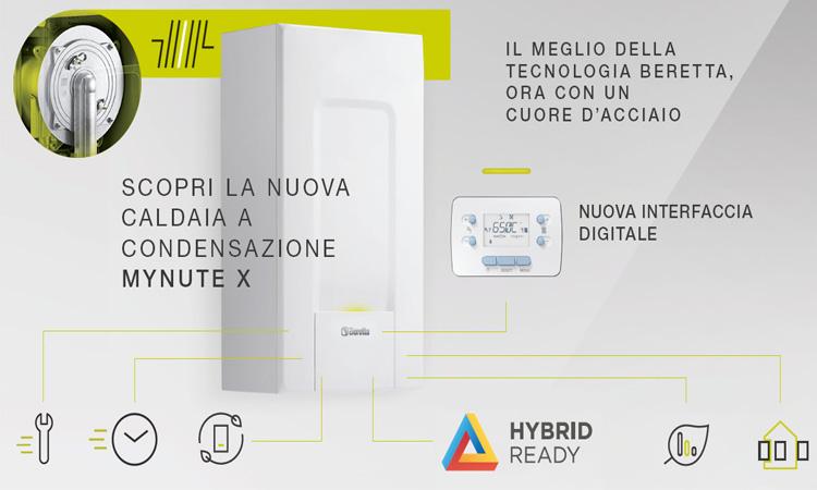 Caldera Beretta Exclusive 30 C oferta