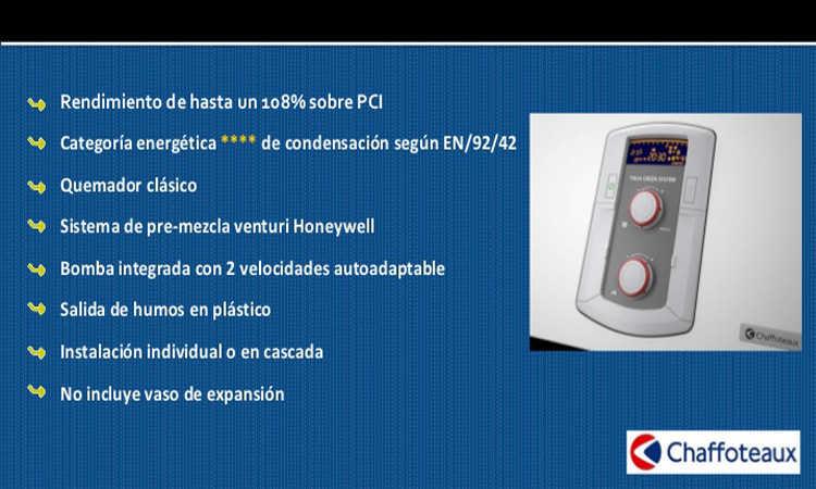 Caldera Chaffoteaux Talia Green System HP 45 oferta