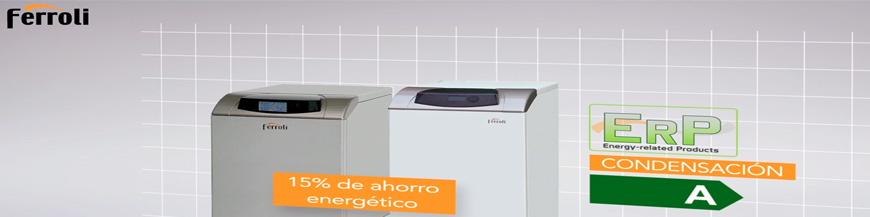 Caldera Ferroli Silent D Eco 30 Cond SI Unit