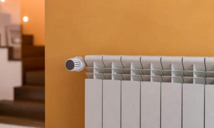 calefacción gas radiadores
