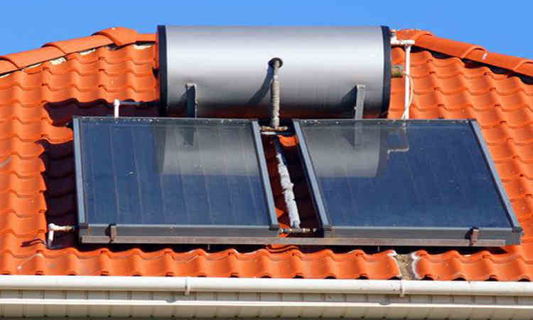 cómo funciona la energía solar térmica