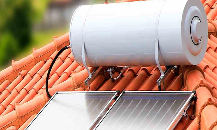 definición energía solar térmica