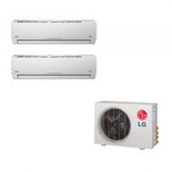 Aire acondicionado LG 2x1 MU2M17 (pm07sp + pm12sp)