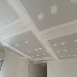 Instalaciones falsos techos terrassa