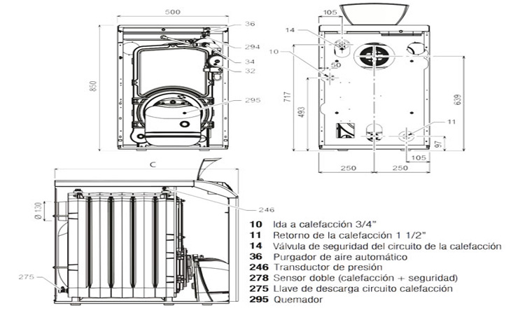 oferta caldera Ferroli Atlas D Eco 30 Unit