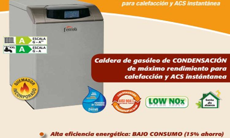 precio Caldera Ferroli Atlas D Eco 42 SI Unit