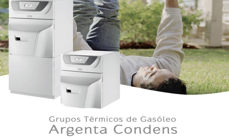 precio caldera Baxi Argenta GTF 24 Condens